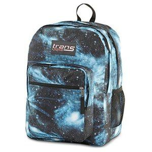 JanSport Supermax Multi Blue Cosmos One Size